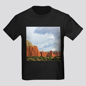 Cathedral Valley Kids Dark T-Shirt