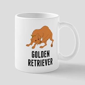 Golden Retriever Mugs