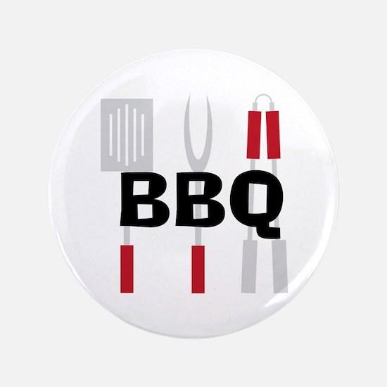 "BBQ 3.5"" Button (100 pack)"