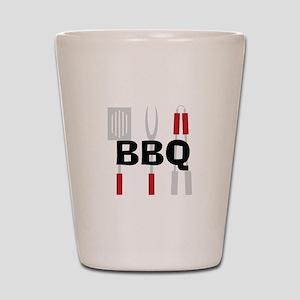 BBQ Shot Glass