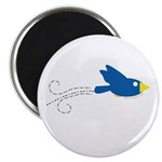 Twin B Flying Bird Magnet