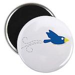 Twin B Flying Bird Magnet