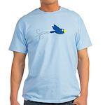 Twin B Flying Bird Light T-Shirt