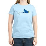 Twin B Flying Bird Women's Light T-Shirt