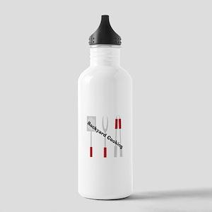 Backyard Cooking Water Bottle
