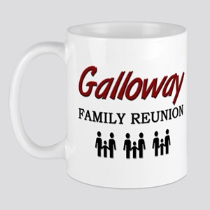 Galloway Family Reunion Mug