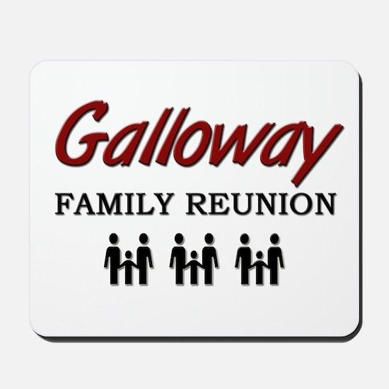 Galloway Family Reunion Mousepad