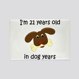 3 dog years 4 - 2 Magnets