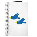 Twin Parent Birds Journal