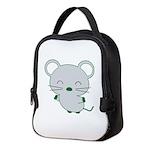 Smile Neoprene Lunch Bag