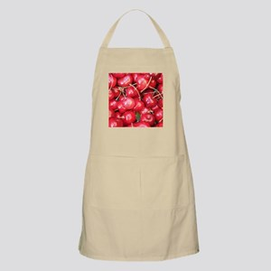 Red Cherries photography Apron