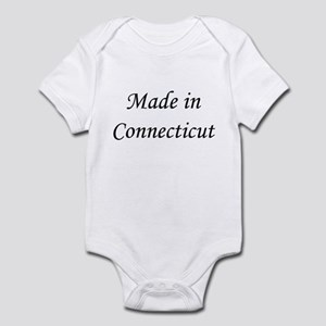 Connecticut Infant Bodysuit
