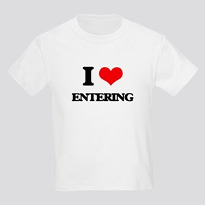 I love Entering T-Shirt