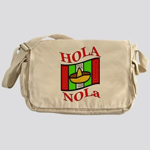 HOLA NOLa Messenger Bag