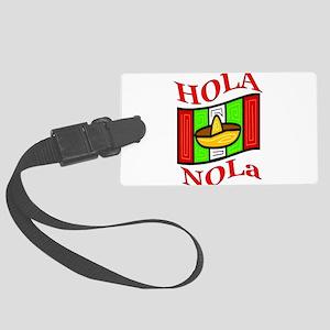 HOLA NOLa Large Luggage Tag