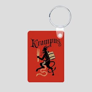Krampus Keychains