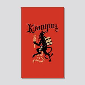 Krampus Wall Decal