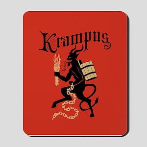 Krampus Mousepad