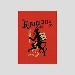 Krampus 5'x7'Area Rug