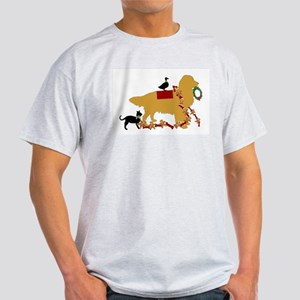 Golden Christmas T-Shirt