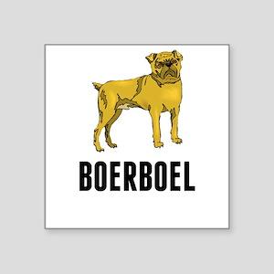 Boerboel Sticker