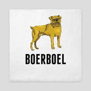 Boerboel Queen Duvet