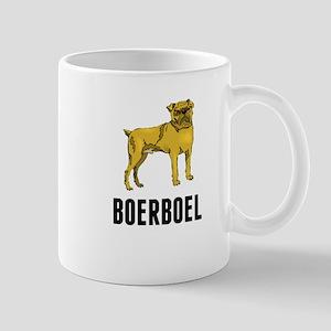 Boerboel Mugs