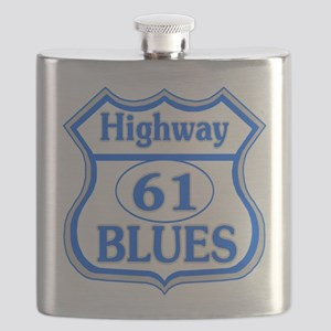 Blues Highway Flask