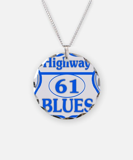 Blues Highway Necklace