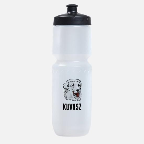 Kuvasz Sports Bottle