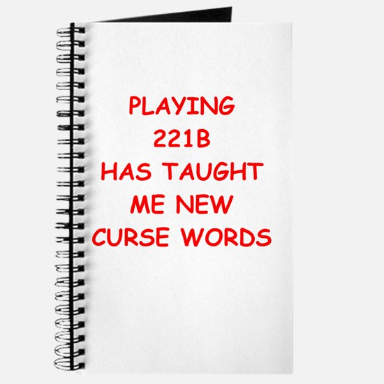 i love 221b Journal