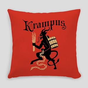 Krampus Master Pillow