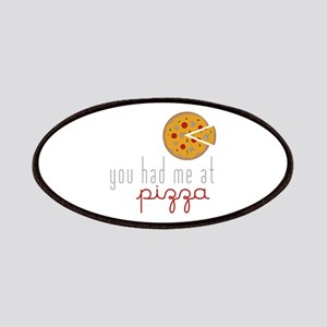 Had Me at Pizza Patches