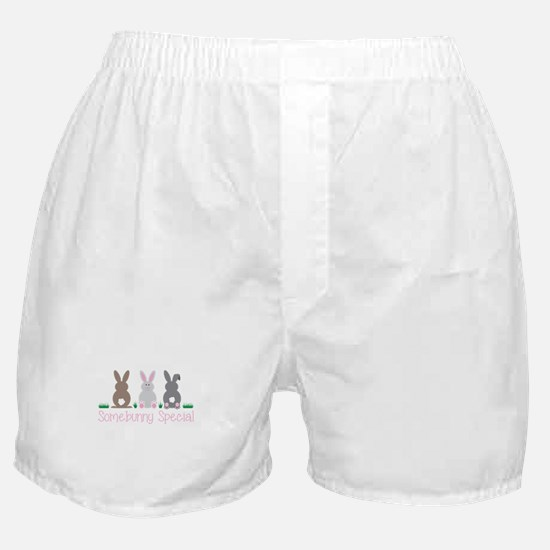 Somebunny Special Boxer Shorts