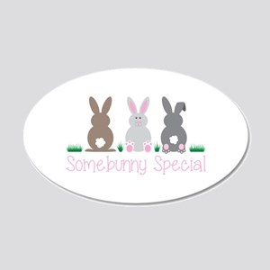 Somebunny Special Wall Decal