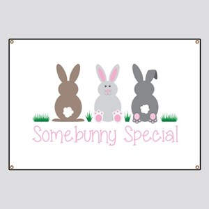 Somebunny Special Banner