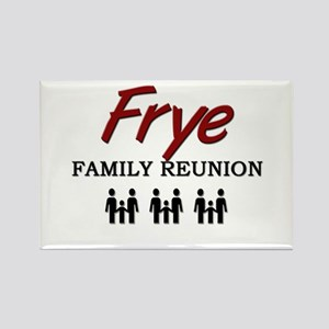 Frye Family Reunion Rectangle Magnet