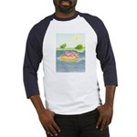 Summertime, and the Livin' is Easy Baseball Jersey