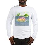 Summertime Dragon Long Sleeve T-Shirt