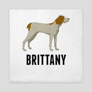 Brittany Queen Duvet