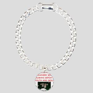 i love bridge Bracelet