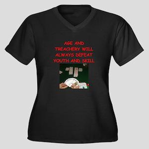 i love bridge Plus Size T-Shirt