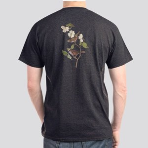 Audubon White Throated Sparrow Original T-Shirt