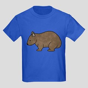 Wombat Kids Dark T-Shirt