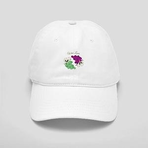 Grapes_WineLover Baseball Cap