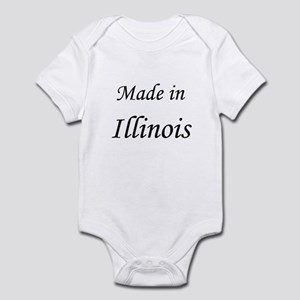 Illinios Infant Bodysuit