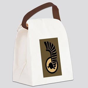 Ist Polish Armoured Division Canvas Lunch Bag