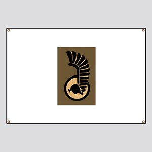 Ist Polish Armoured Division Banner