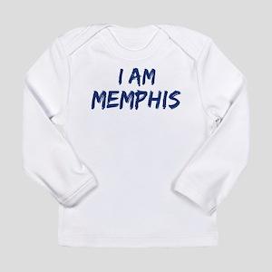 I am Memphis Long Sleeve T-Shirt