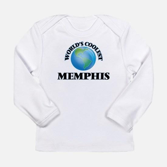 World's Coolest Memphis Long Sleeve T-Shirt